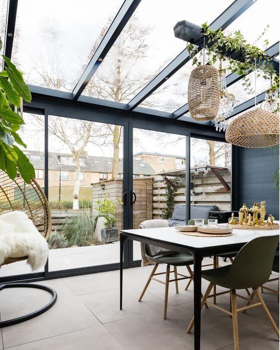 Kış Bahçesi Ev Yenileme